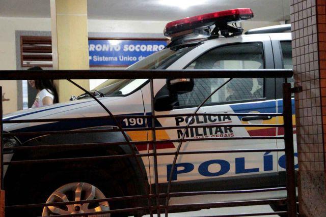 policia no hospital