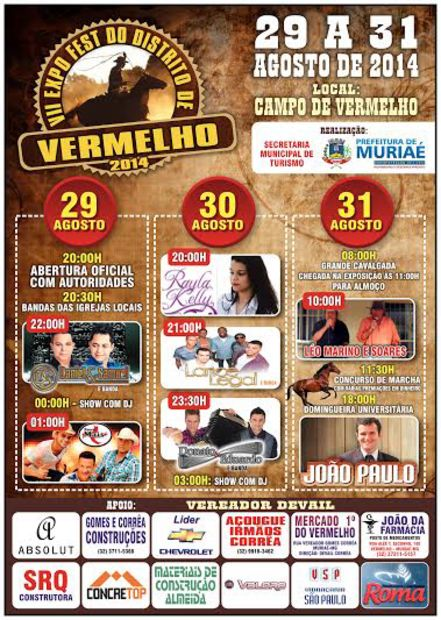 EXPO VERMELHO