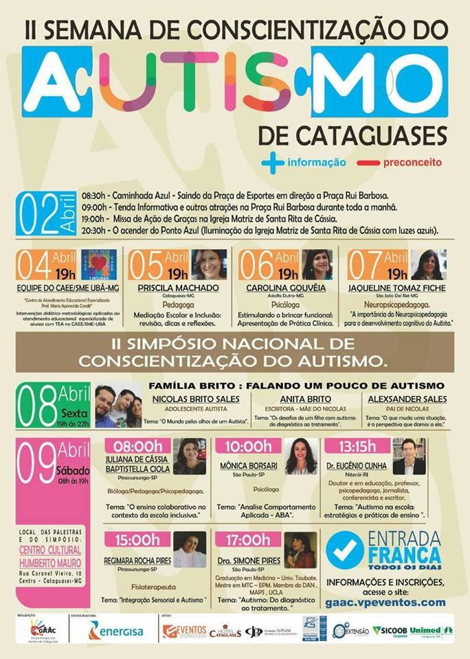 CATAGUASES-Cartaz
