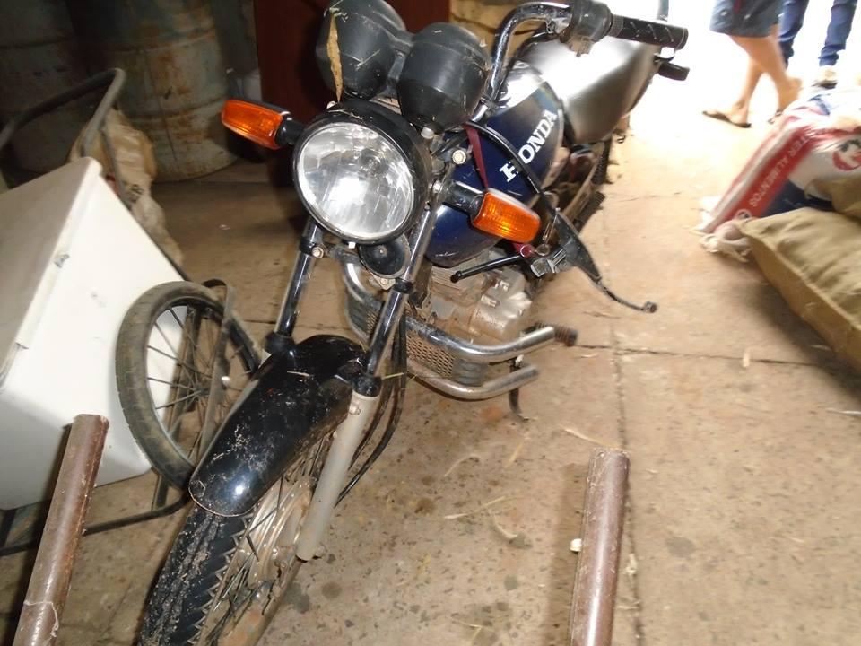 acidente ferv05 moto