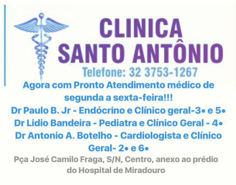 CLÍNICA SANTO ANTONIO