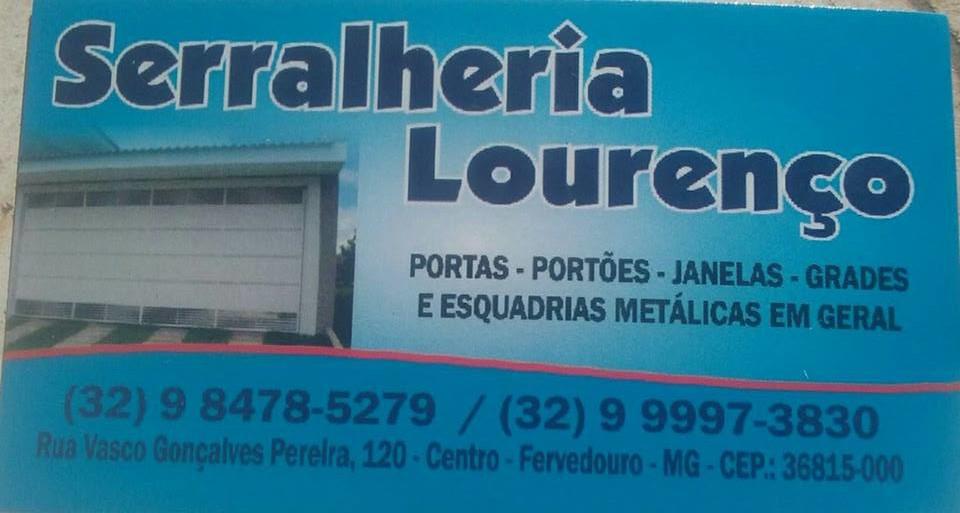 SERRALHERIA LOURENÇO