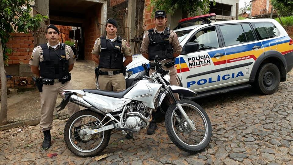 motocicleta furtada e raspada2