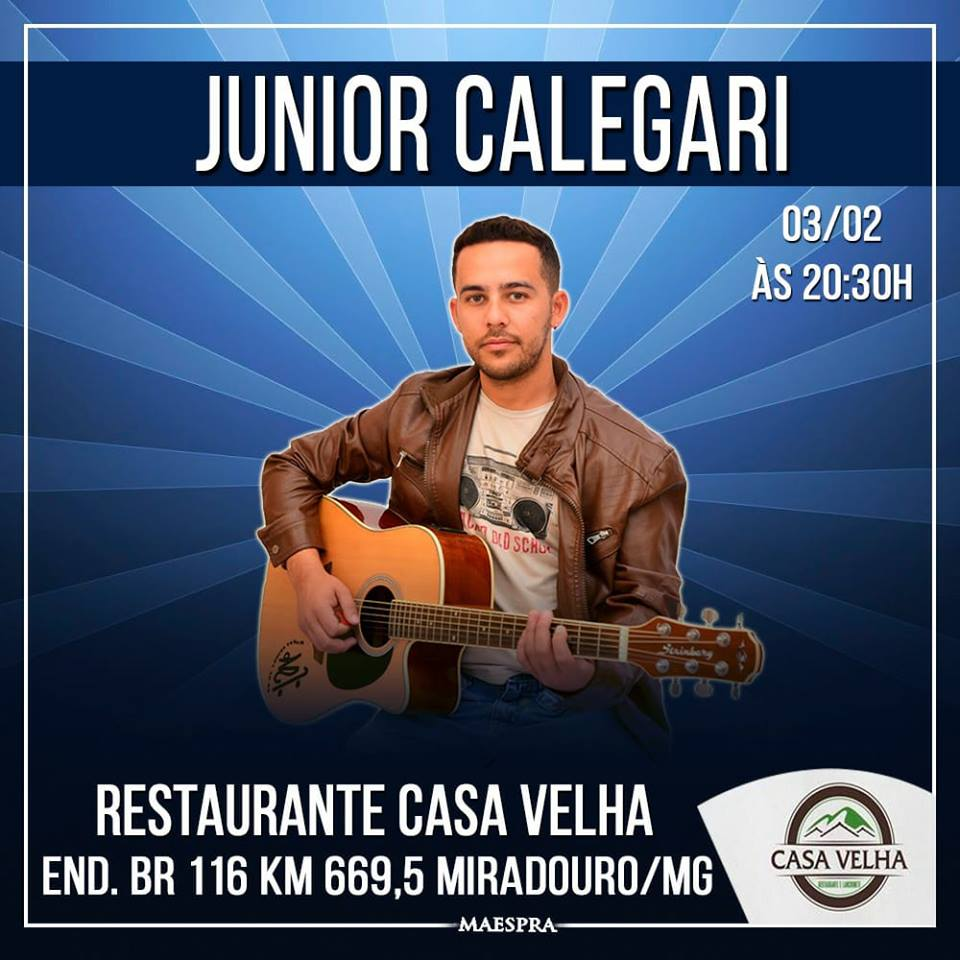 junior calegare