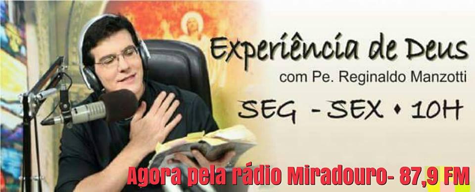 padre reginaldo na rádio ok