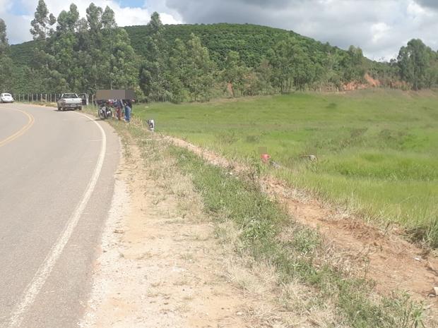 Motorista de 23 anos morre em acidente com caminhão próximo a Ervália (5)