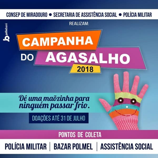 campanha solidaria