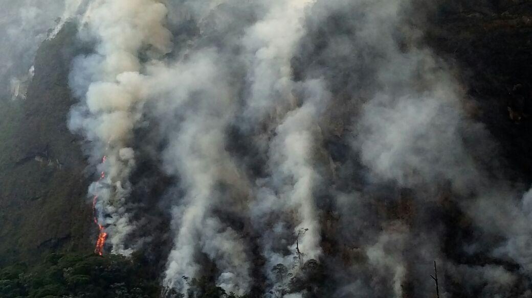 fogo serra brigadeiro