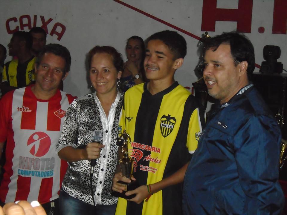 CAMPEONATO DE BAIRRO FINAL