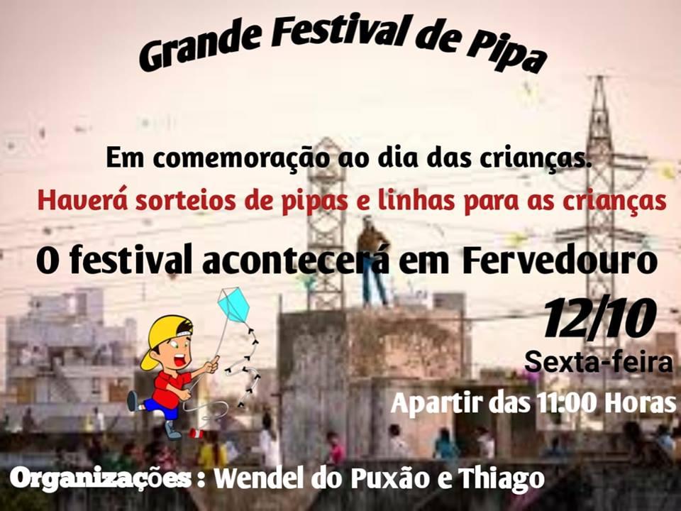 FESTIVAL DE PIPAS
