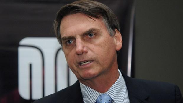 Na Foto Jair Bolsonaro