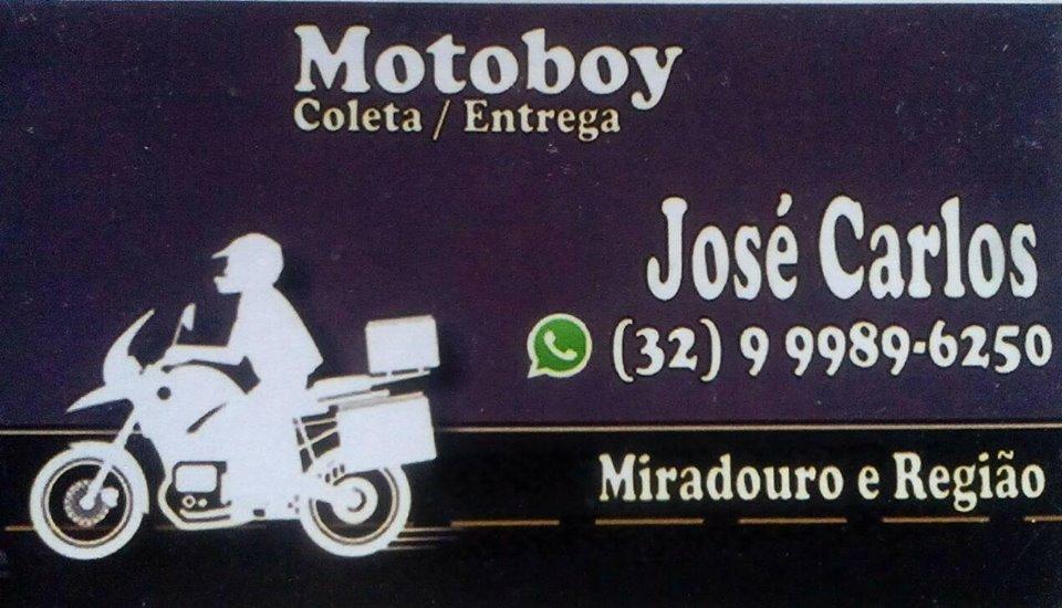 motoboy de miradouro