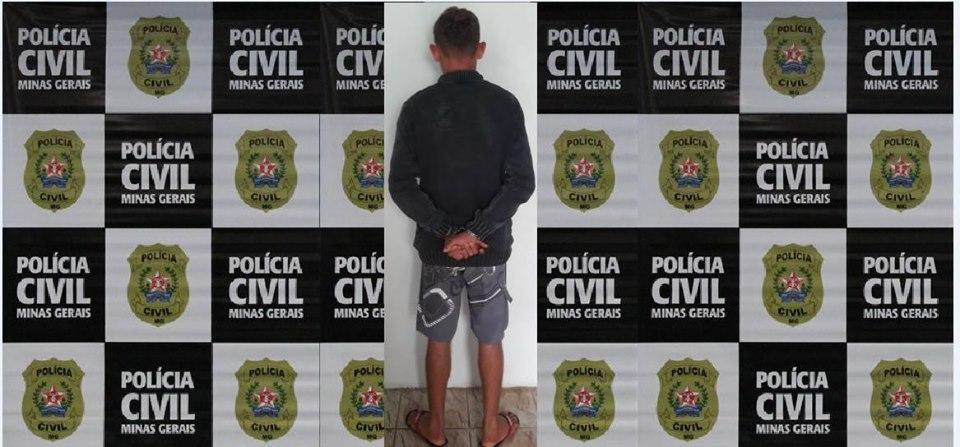 delegacia fervedouro prende suspeito