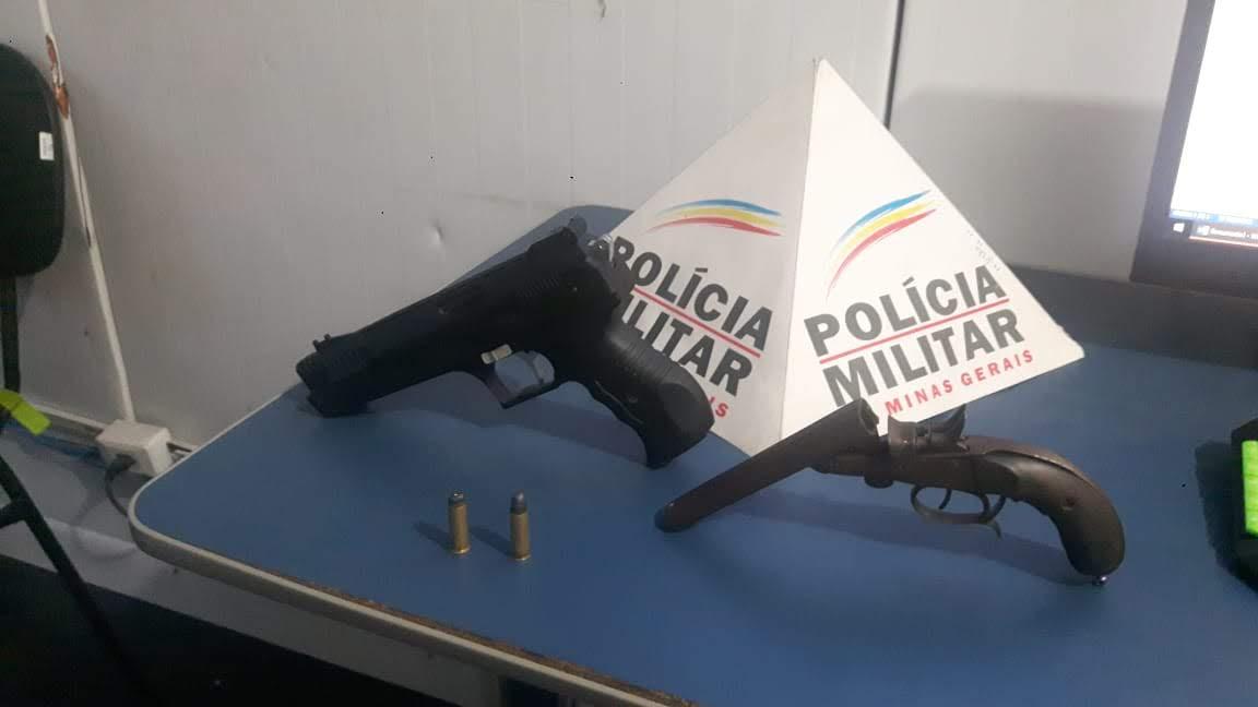 Prisao Roubo Menores Arma (10)